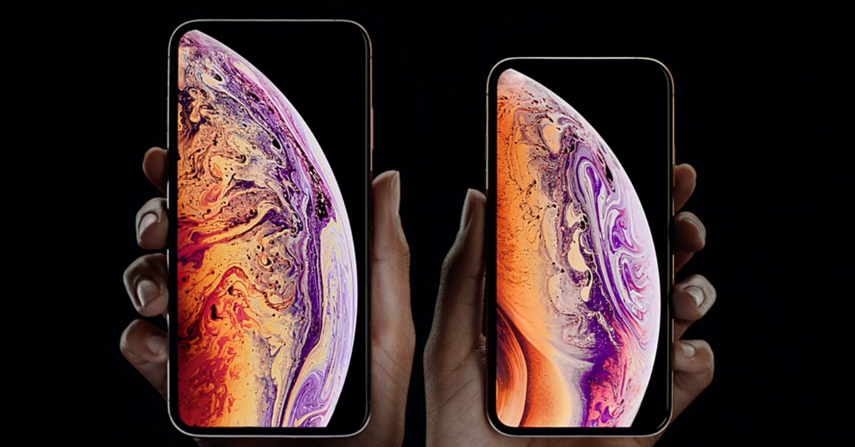 iPhone XS and 6.5-inch XS Max announced - Dotemirates