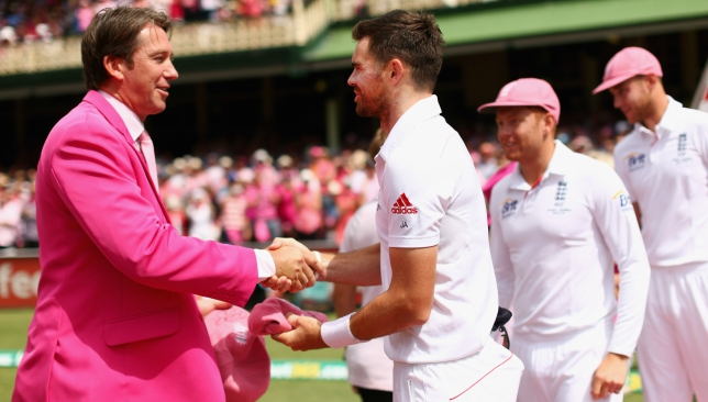Glenn McGrath says James Anderson's wickets record won't be broken - Dotemirates