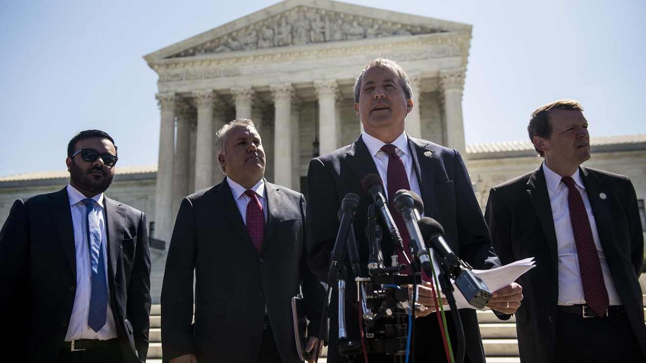 The SEC's case against Ken Paxton fell apart, but his friend has paid a heavy toll - Dotemirates