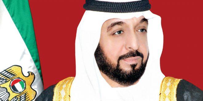 خليفة يصدر مرسومين بتعيين وزير دولة ورئيس لمكتب حاكم أبوظبي - دوت امارات