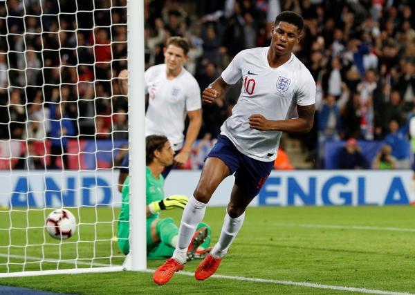 Football: Rashford on target as England beat Switzerland - Dotemirates
