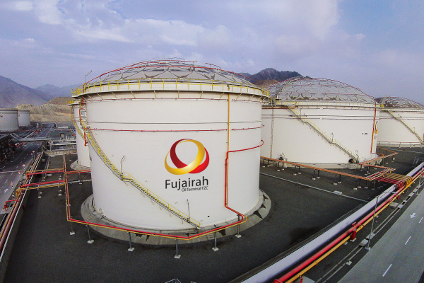 Fujairah oil product stocks up 8.1 per cent to seven-week high - Dotemirates