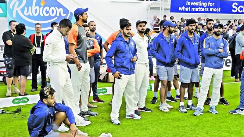 Alarm bells for Ravi Shastri, Virat Kohli and company - Dotemirates