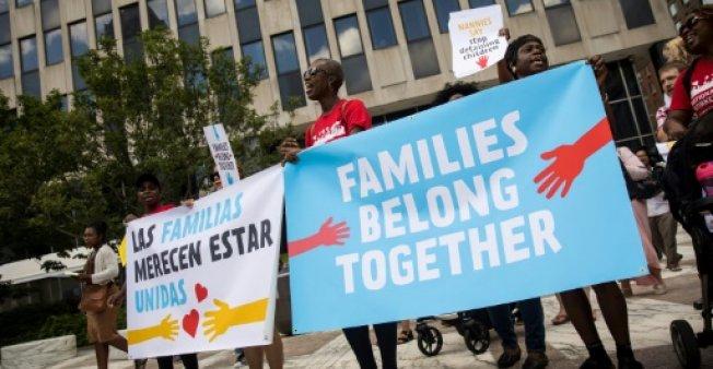 ارتفاع أعداد المهاجرين المتسلّلين من المسكيك على الرغم من إجراءات ترامب - دوت امارات