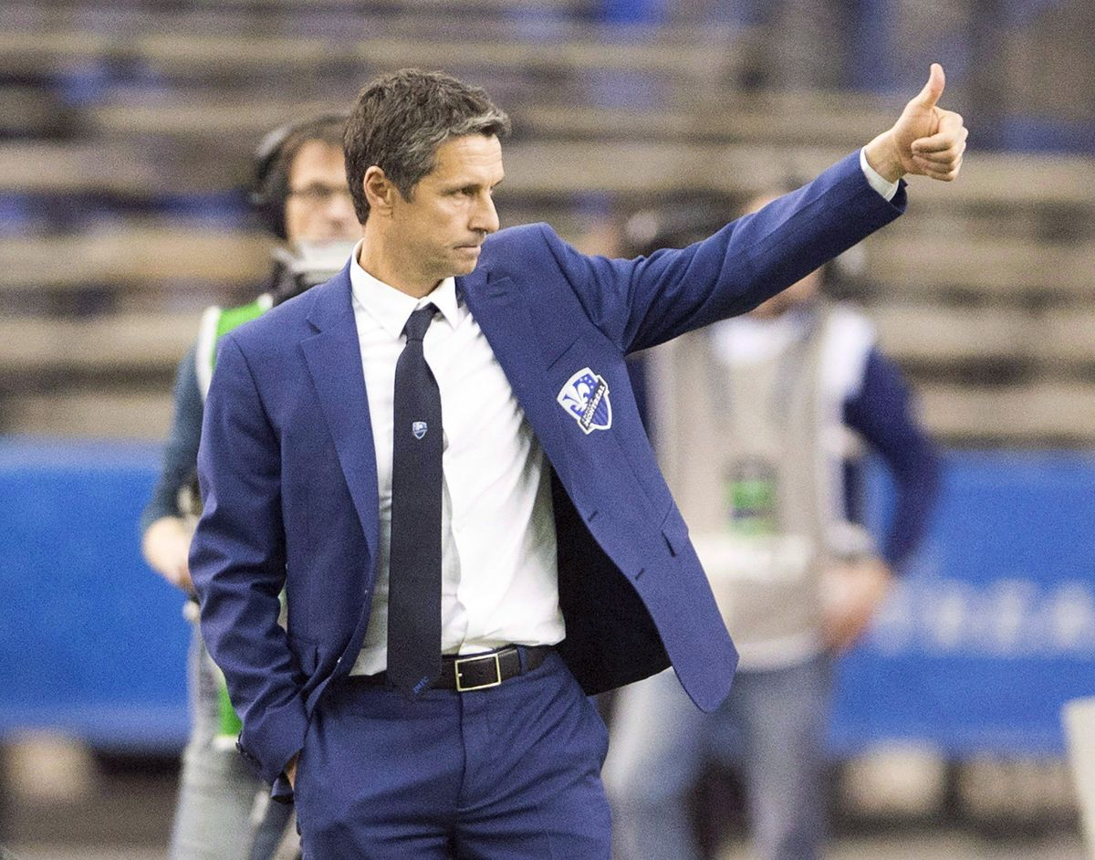 Montreal Impact coach warns team against complacency as they push for the playoffs - Dotemirates