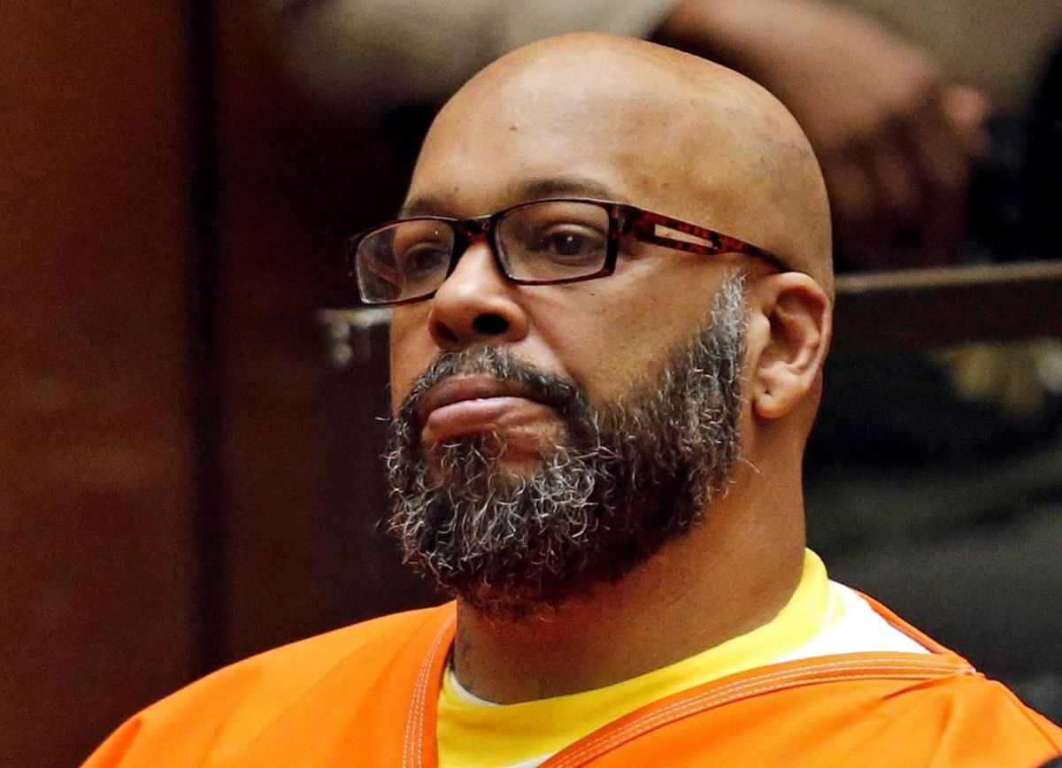 Ex-rap mogul Marion 'Suge' Knight pleads no contest to voluntary manslaughter - Dotemirates