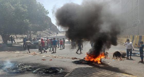 حيلة أخيرة.. الحوثيون يرتكبون أعمالًا تخريبية في الكيلو 16 بالحديدة - دوت امارات