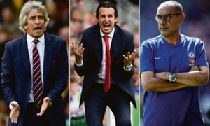 Maurizio Sarri leads way for Premier League newcomers at Chelsea - Dotemirates