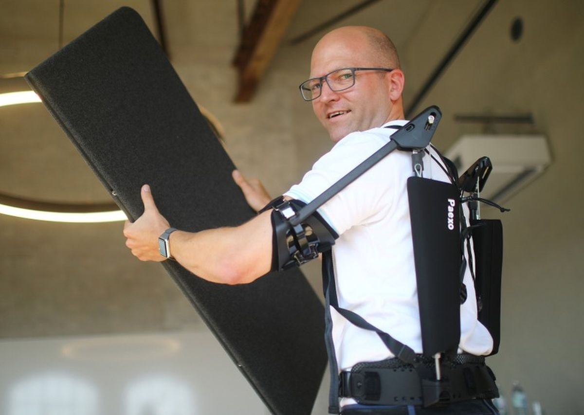 Germany's Ottobock tests industrial exoskeletons as it seeks more growth opportunities - Dotemirates