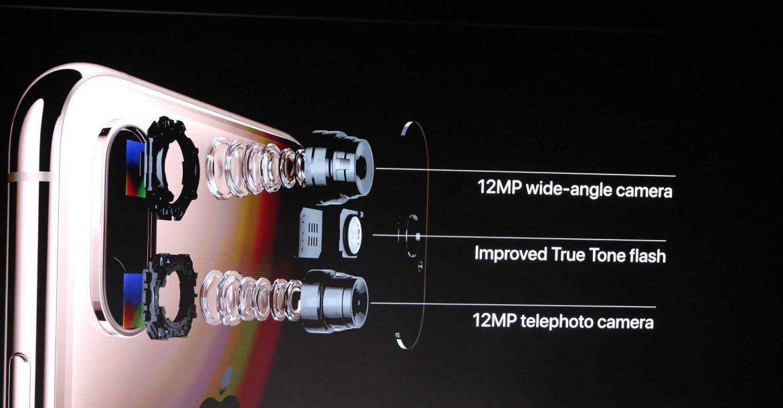 مواصفات الكاميرا في هواتف iPhone XS و iPhone XS Max - دوت امارات