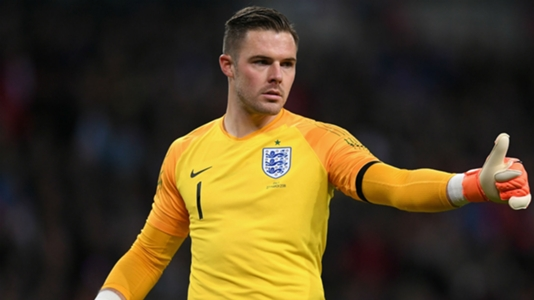 Butland: My England place is safe - for now - Dotemirates