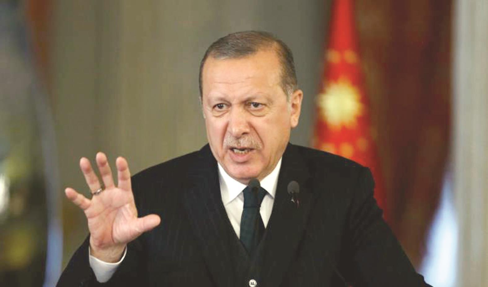 أردوغان يضع يده على صندوق تركيا «السيادي» - دوت امارات