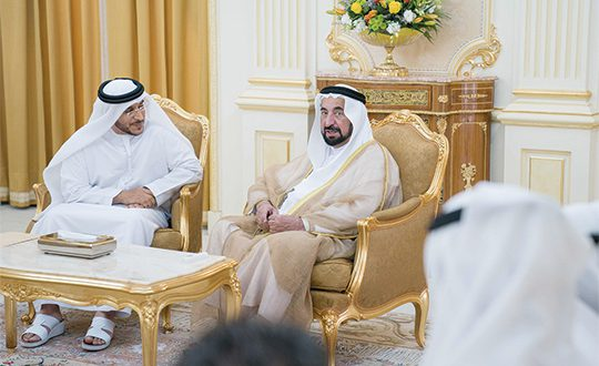 Sharjah is supporting qualified UAE nationals in all areas: Sultan Al Qasimi - Dotemirates