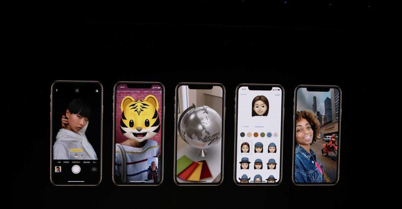 مميزات iOS 12 مع رقاقة A12 في هواتف الأيفون - دوت امارات