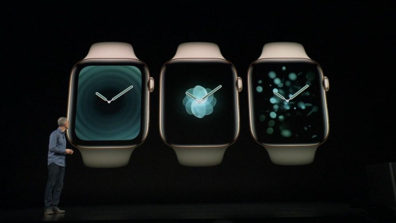الإعلان رسميا عن الساعة الذكية Apple Watch Series 4، وتولي إهتمامًا كبيرًا للقلب - دوت امارات