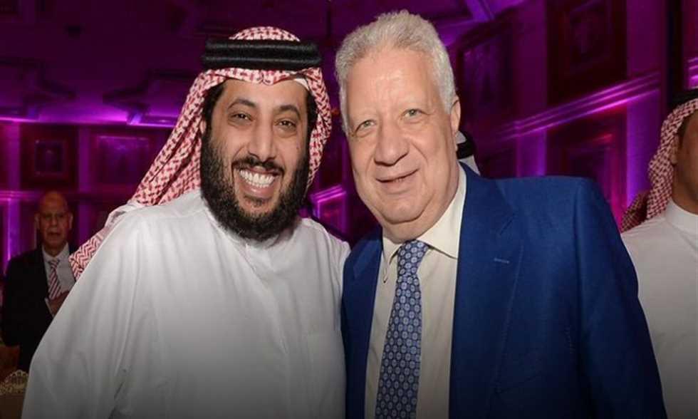 تركي آل الشيخ يؤكد: إما حكام أجانب لبيراميدز.. أو الانسحاب - دوت امارات