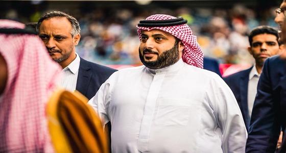 آل الشيخ: الرئيس الجديد لاتحاد القدم له الحق بإيقاف الدوري أو استمراره - دوت امارات