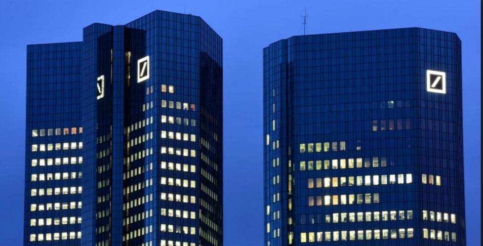 مصادر لرويترز: دويتشه بنك يدرس إعادة هيكلة المجموعة - دوت امارات