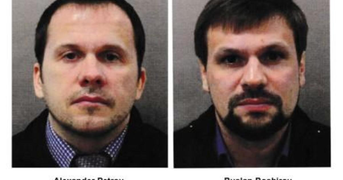 """Putin: """"Nothing criminal"""" about suspects ID'd in ex-spy poisoning - Dotemirates"""