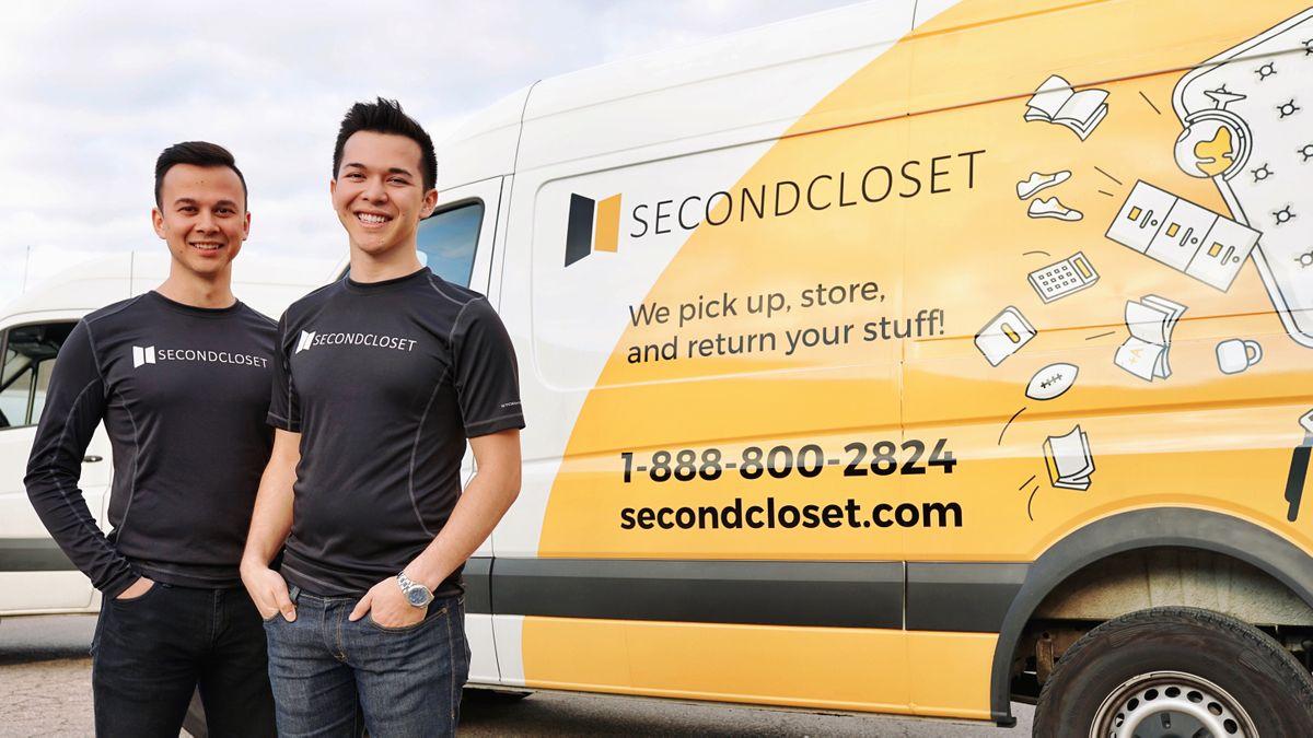 Toronto startup Second Closet aims to 'Uber-ize' self-storage - Dotemirates