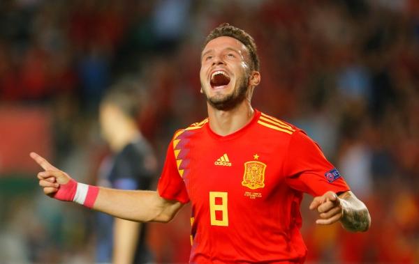 Football: Spain humiliate Croatia with thumping Nations League win - Dotemirates
