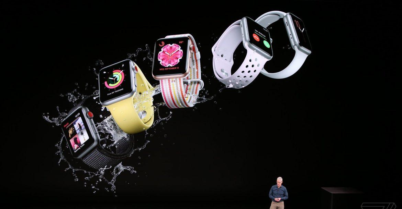 ابل تعلن عن ساعة Apple Watch - دوت امارات