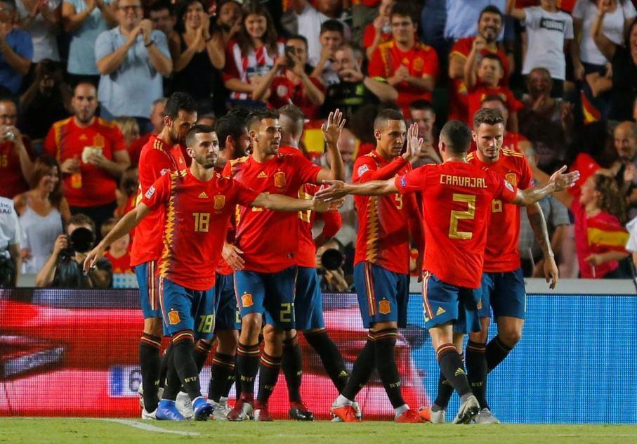 إسبانيا تمزق كرواتيا وصيفة بطل كأس العالم بسداسية - دوت امارات