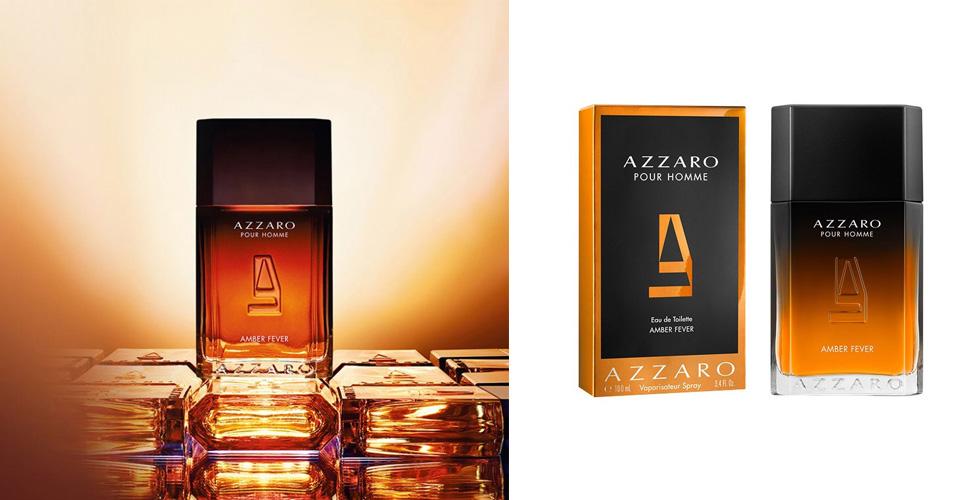 ثلاثة عطور جديدة من Azzaro - دوت امارات
