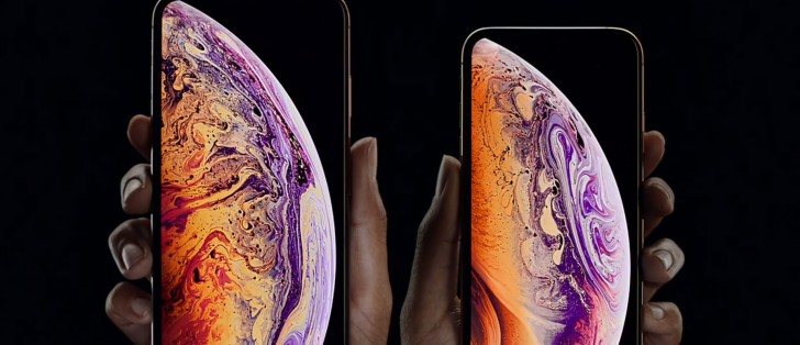 """Apple iPhone XS and XS Max announced with 5.8"""" and 6.5"""" OLED screens - Dotemirates"""