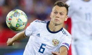 Spanish anti-doping agency investigates Russia's Denis Cheryshev - Dotemirates