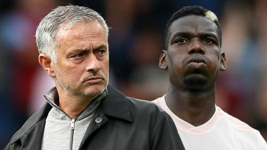 Pogba v Mourinho: Are Man United fans siding with Jose? - Dotemirates
