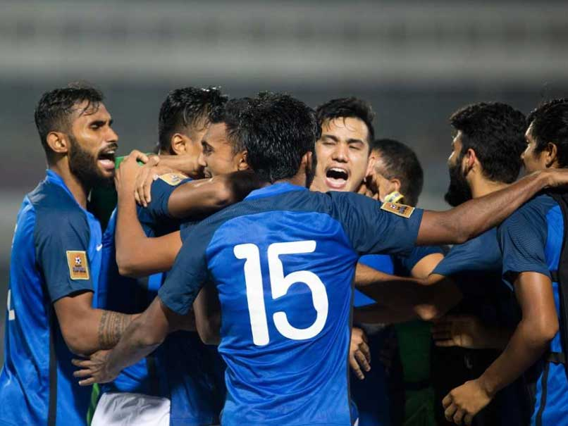 SAFF Cup: Manvir Singh's Brace Helps India Beat Pakistan To Reach Final - Dotemirates