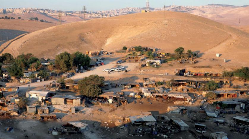 ناشطون فلسطينيون يبنون قرية جديدة - دوت امارات