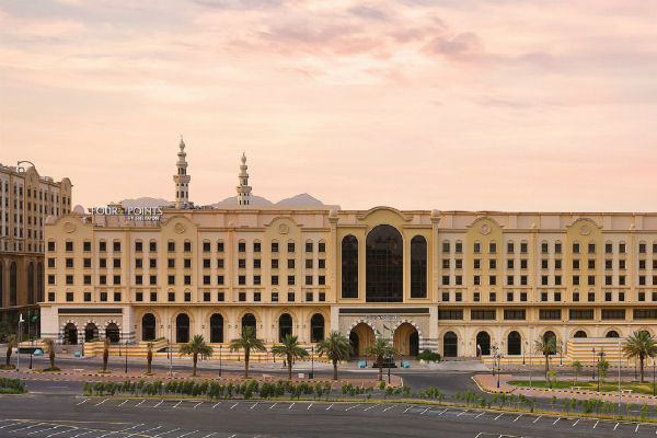 Marriott opens world's largest Four Points hotel in Saudi's Makkah - Dotemirates