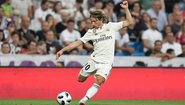 Real Madrid star Luka Modric not obsessing over individual awards - Dotemirates