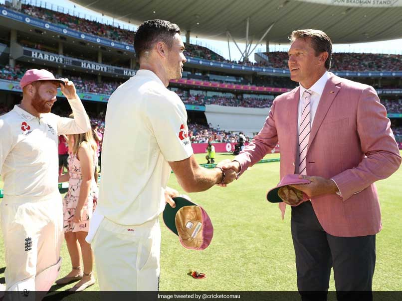 Happy Someone Like James Anderson Broke My Record, Says Glenn McGrath - Dotemirates