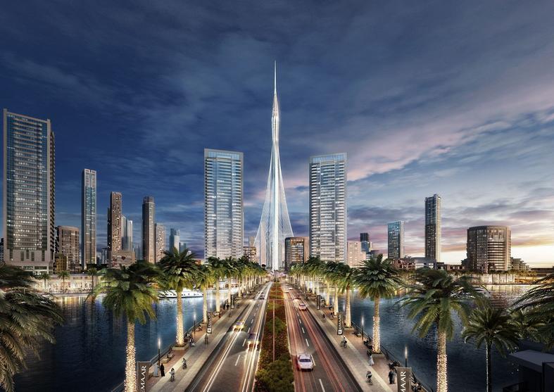 إعمار للتطوير تقترح توزيعات خاصة بقيمة 1.04 مليار درهم على المساهمين - دوت امارات
