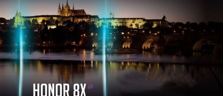 Honor 8X to hit Europe on October 11 - Dotemirates