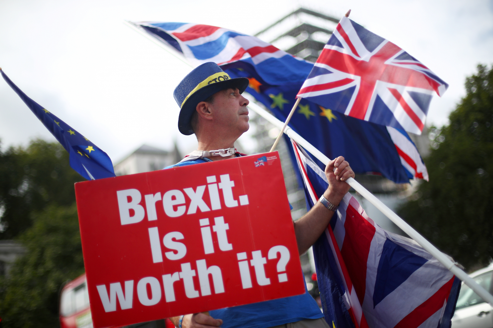 Brexit is no big deal say London's top bankers - Dotemirates