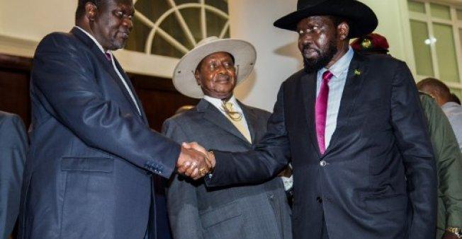 جنوب السودان: طرفا النزاع يوقعان على اتفاق السلام النهائي في أديس أبابا - دوت امارات