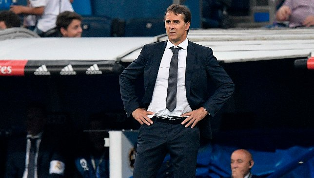 See what Julen Lopetegui had to say after Real Madrid beat Roma - Dotemirates