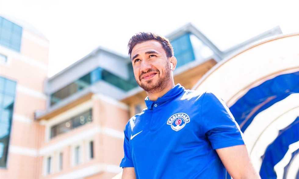 تريزيجيه: سعيد في الدوري التركي.. وأتمنى مواصلة التألق هذا الموسم - دوت امارات
