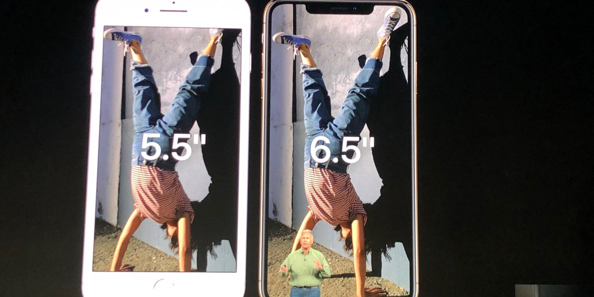 Apple just revealed a new iPhone that has the largest screen yet — meet the iPhone XS Max - Dotemirates