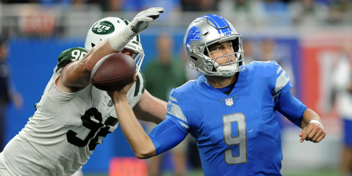 'We knew everything': Jets defenders say they knew Lions' plays leading to huge performance against Matthew Stafford - Dotemirates