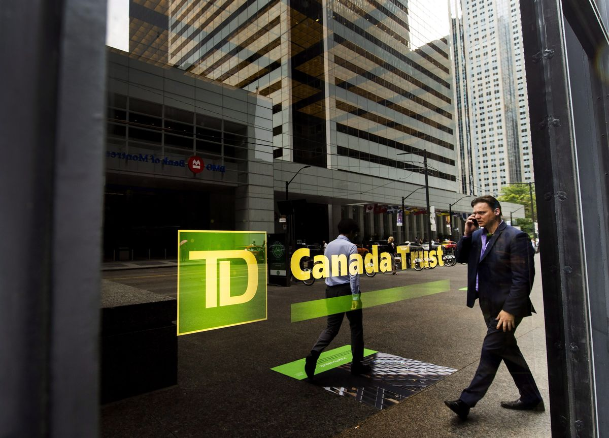 TD to revamp discount brokerage firm - Dotemirates