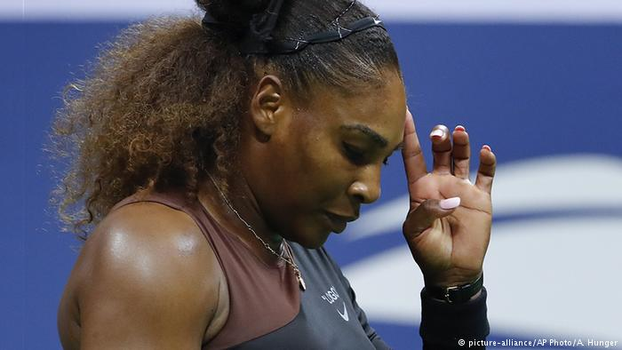 'Racist' Australian cartoon of Serena Williams sparks outrage online - Dotemirates