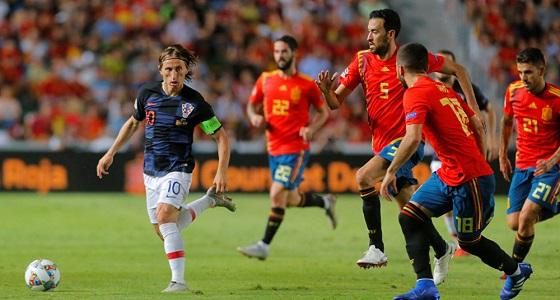 الصحف الإسبانية تحتفي بسداسية الماتادور ضد كرواتيا - دوت امارات