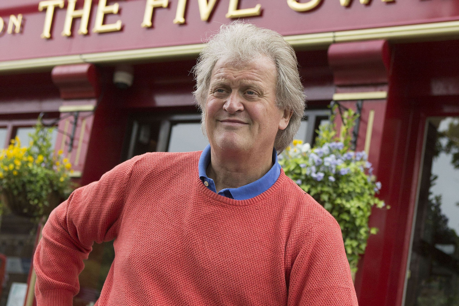 Brexit boss Tim Martin bans Jagermeister, French brandy at 880 JD Wetherspoon pubs - Dotemirates