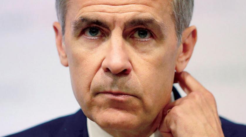 محافظ المركزي البريطاني باقٍ في منصبه حتى يناير 2020 - دوت امارات