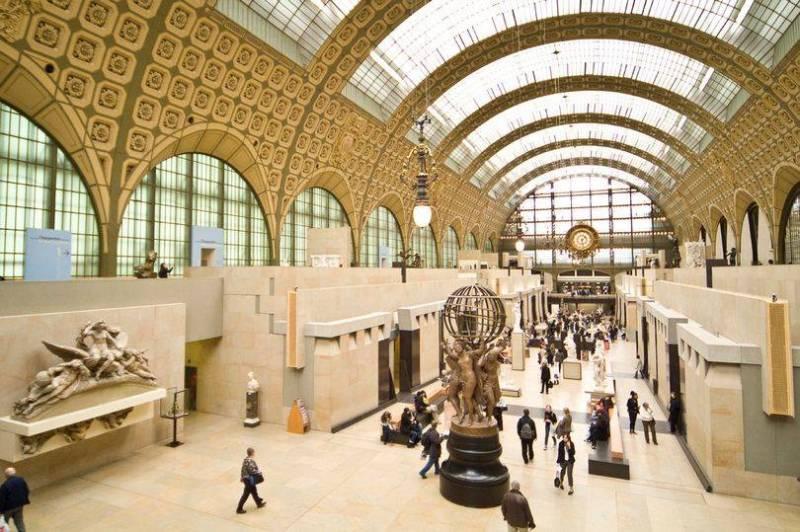 أفضل 10 متاحف في العالم بحسب تصويت السائحين - دوت امارات